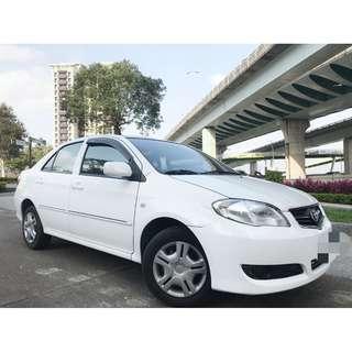 2010 Toyota VIOS 恆溫 安全氣囊 倒車雷達 1.5L省稅金可全額貸 ALTIS Mazda3 CIVIC 超低月付款強力過件