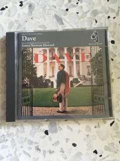 """Dave"" OST - original CD"