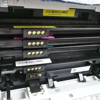 Samsung Colour Laser Printer Toner