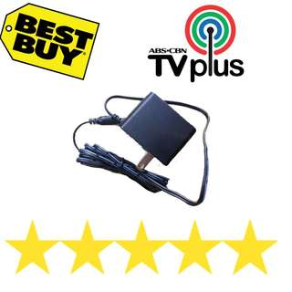 ✅⭐️ Tv plus power adaptor