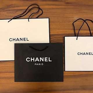 🚚 CHANEL BV Dior 各式精品紙袋