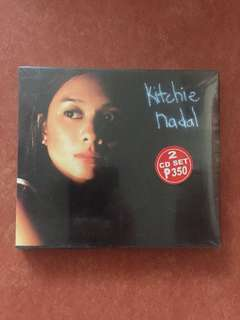 Kitchie Nadal 2 CD Set