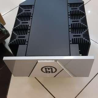 Mbl 9006 power amplifier