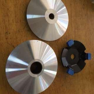 🚚 RX110-加速型普利盤組