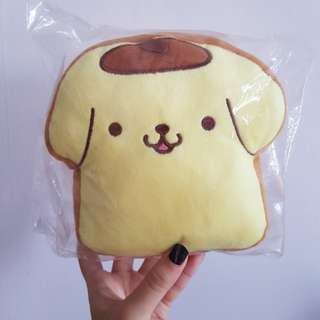 BN Pompompurin Stuffed Toy
