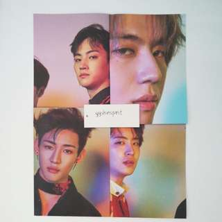 [WTT/WTS] GOT7 lyrics poster