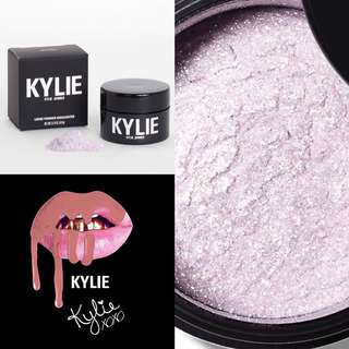 [BN] KYLIE COSMETICS Fall Collection • Ultra Glow Loose Powder Highlighter | WISTERIA