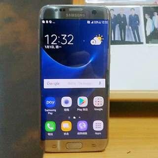 🚚 97% Nearly New Samsung Galaxy S7 Edge Silver
