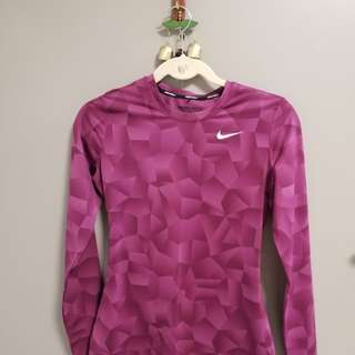 NIKE Golf small sports top ~ dri-fit