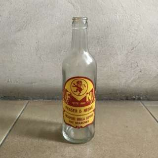 F&N vintage collector's bottle
