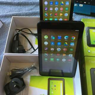 Flek neos 7 inches andriod
