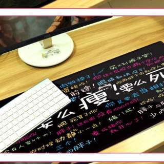 Gaming mouse pad 80 x 30cm
