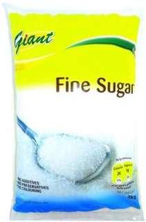 Giant - Fine Sugar (2KG)