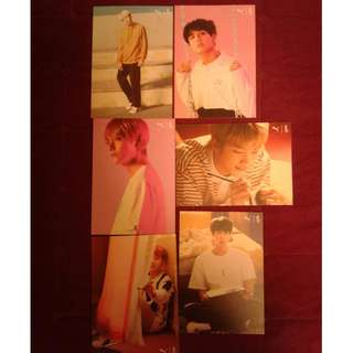 BTS PUMA TURIN PHOTOCARDS (OFFICIAL)
