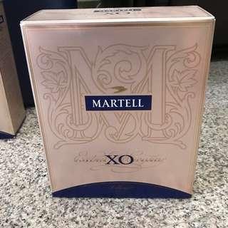 BNIB Martell XO (3 bottles available)
