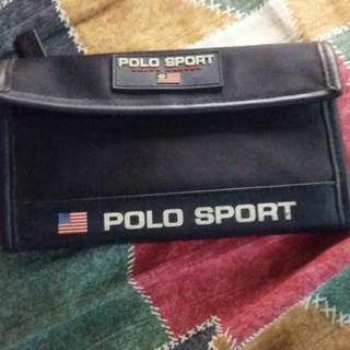 Polo sport wallet