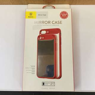 Baseus Mirror Case for iP7 inch 4.7 鏡子機殻