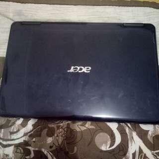 Dijual laptop acer