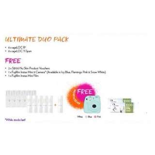Great Deal! AGELOC ULTIMATE ANTI-AGING DUO PACK (Yspan + R2)