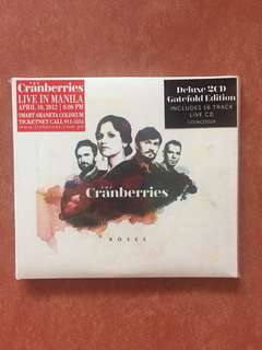 Very Rare! The Cranberries Roses