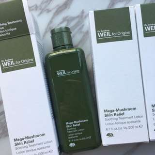 【instock】Weil for origins mega-mushroom skin relief
