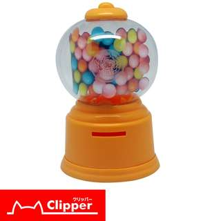 Coin Bank_ Candy Machine (Orange)