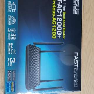 ASUS RT AC1200+ Router
