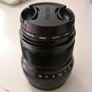Fujifilm 50mm f2 WR