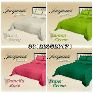 Bed cover set fata polos king size/180x200