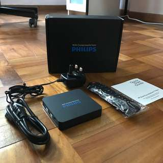 Philips Media Android Box