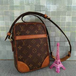 Louis Vuitton Monogram Danube size pm
