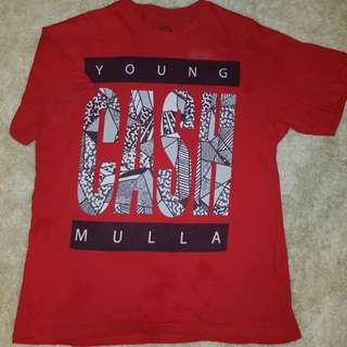 Young Cash Mulla Shirt.