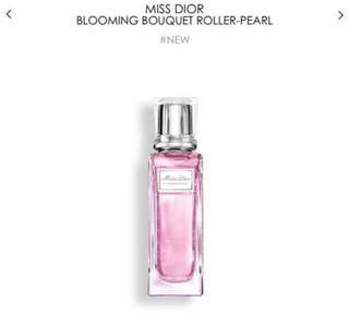 Brand New Miss Dior Blooming Bouquet Roller-pearl