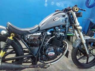 Britestyle/motor custom