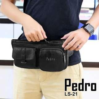 PEDRO Waist Bag & Cross Bag LS-21