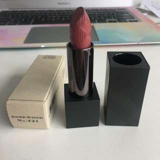 Burberry lipstick 421 Rosewood