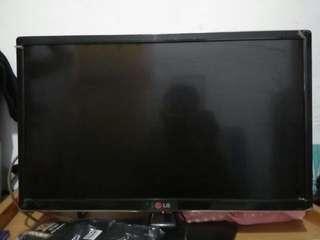 TV LG 22 inchi di jual cepat
