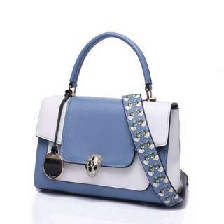BVLGARi Twotone Single Bag