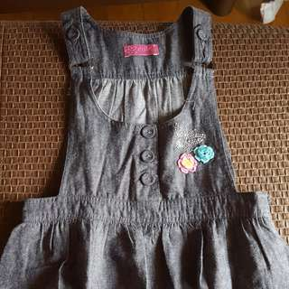 Preloved Overall Dress
