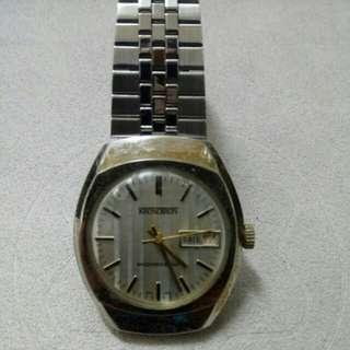 Kronoiron 香港制造上鍊手錶