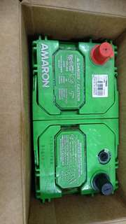 Used amaron car battery