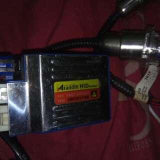 Lampu HID motor metic & manual