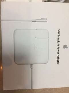 MagSafe 60W power adapter (L type) for macbook