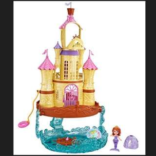Disney Sofia The First 2-in-1 Sea Palace