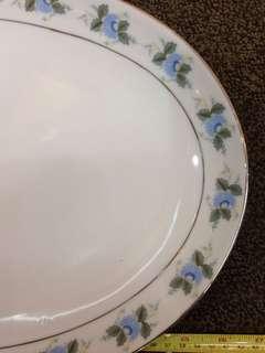 Porcelain-醴陵大魚盘