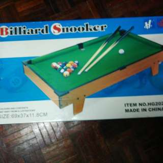 Billiard Snooker ✨