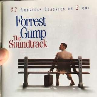 Forrest gum 2 CDs