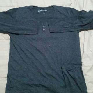 Oxygen long sleeves (slim fit)