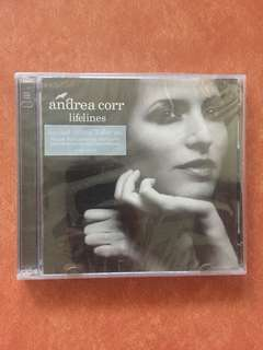 Andrea Corr Lifelines Limited Edition 2 Disc Set