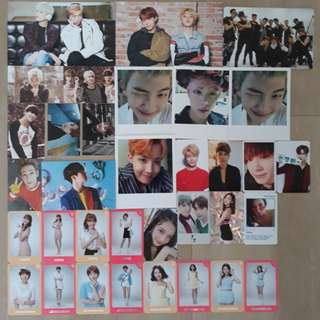 OFFICIAL PHOTOCARD MASTERLIST